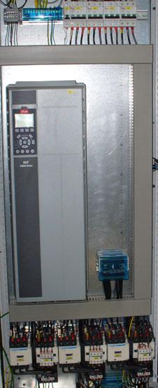 Шкаф частотного регулирования